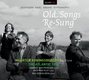 Old songs re-sung cd-front